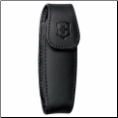 Victorinox VN33255 Expandable Leather Belt Clip Sheath